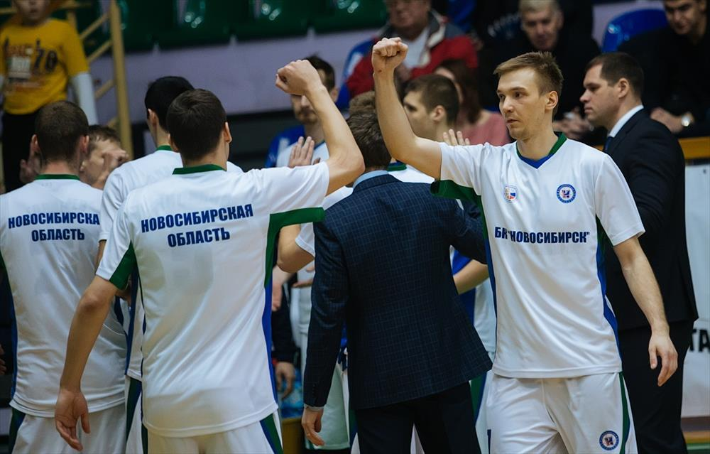 «Новосибирск» стал победителем регулярного чемпионата Суперлиги 1