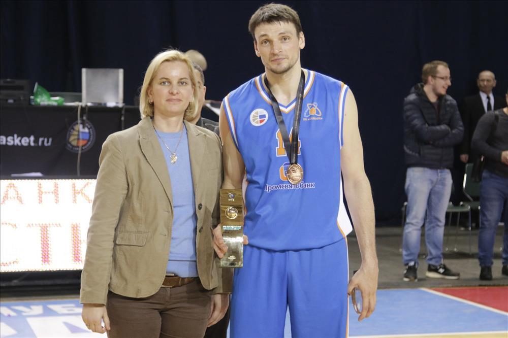 «Самара» стала обладателем Кубка РФБ