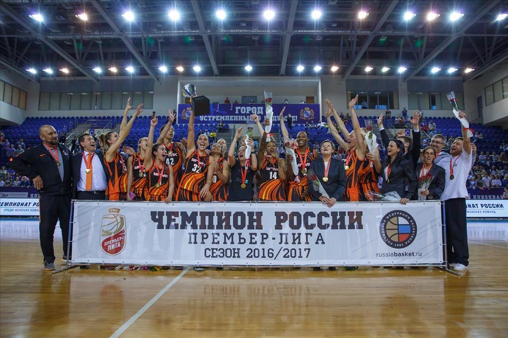 УГМК – 11-кратный чемпион России!
